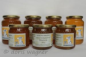 Honigglaeser 300